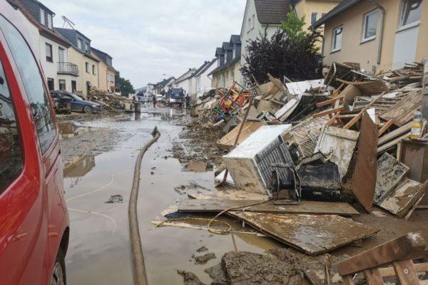 Monatsspende August 2021: Flutkatastrophe, EF Heimerzheim